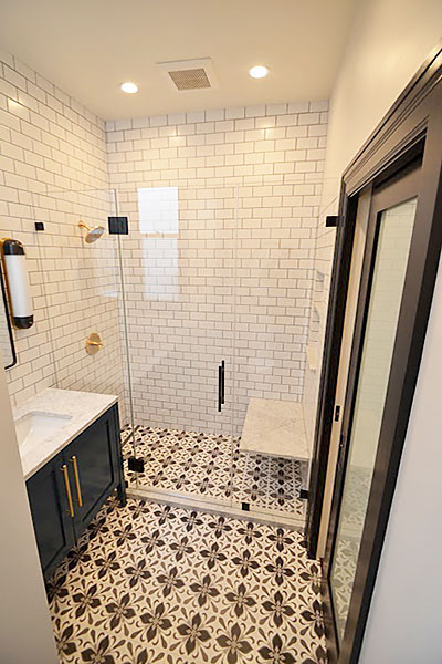 Bathroom Remodeling Projects By Nelson Contracting - Bathroom renovation san francisco